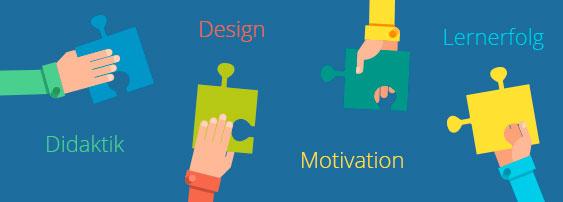 Methodenvielfalt für perfekte Lernlösungen
