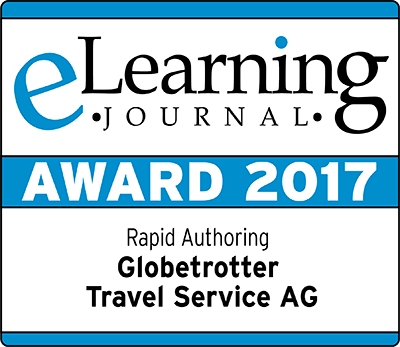 eLearning Journal Award 2017 Globetrotter