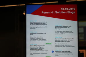Forum 4 Solution Stage 18.10.2016