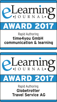 eLearning Award 2017 Kategorie Rapid Authoring