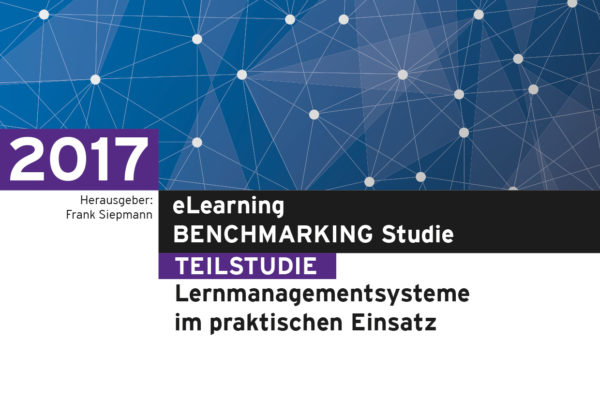 eLearning BENCHMARKING Studie 2016: